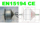 e-bike brushless hub motor 24v 36v 250w