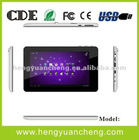 7''Android Tablet PC C2000(HD version) built in 3G,wifi,GPS,blutooth,GSM,WCDMA,call phone ,sim card slot,HDMI in promotionprice