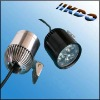 LED round headlight,with hi/lo funtion