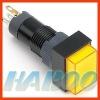 10mm led light 12V miniture switch button