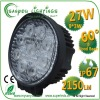 27W LED work light auto led lamp