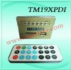 TM19 Hot USB SD FM mp3 speaker