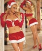 Carnival Party Fancy 2012 New Style Christmas Dress Costume