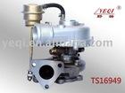 K04 Ford Transit turbocharger