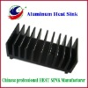 Aluminum pin heat sink