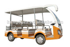 8 seats electric touring bus