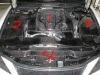CARBON FIBER ENGINE ROOM PLAQUE FOR LEXUS IS250 (JSK160106)