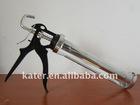 Caulking gun, manual handling