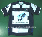 2011 popular fresh color rugby shirt