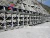 belt conveyor for coal mining, crushing and screening plant