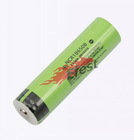 NCR18650B 3400mAh 3.7V Li-ion battery with button top (without PCB)