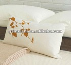 1400g polyester down-like filling 230T cotton shell white color Pillow
