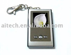 key ring clock digital photo frame