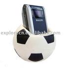 Football phone holder