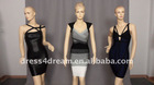 Stretchy rayon/spandex wholesale Bandage dress in spandex and rayon