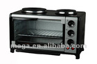 30L electric oven and cooktop
