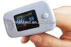 64K color OLED screen Fingertip Pulse Oximeter