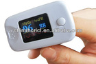 64K color OLED screen Fingertip Pulse Oximeter