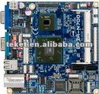 VIA Nano-ITX Series Board N700 Nano-ITX Board with VGA, LVDS, COM, USB, SATA, CF & GigaLAN Embedded industrial control IPC