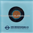 0.6/1kv flexible rubber mining power cable