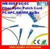 3m Fiber Optic SC Patch Cord 0.9/2.0/3.0