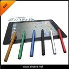 Stylus Pen capacitive screen touch pen for Apple iPod Touch iPad iPhone 3G 3GS 4G