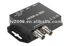 HDMI to SDI convertor splitter