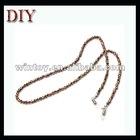 Glass chain eyewear accessory wholesale