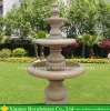 Outdoor fountain for landscaping