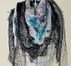 fashion new design ladies summer popular LACE scarf S152