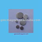 flat round magnets