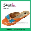 2012 hot sale ladies dress slippers