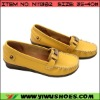 2012 Leather Casual Shoes