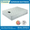 OUSSYA luxury spring memory mattress with europe pillow top