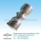 Fine machining axle shaft