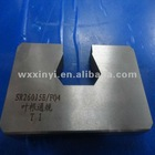 2012 popular cnc machining leveler steel parts