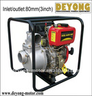 3 inch diesel water pump set