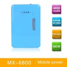 Universal portable power bank for mobile phone Iphone