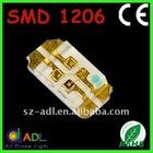 super bright 1206 smd led