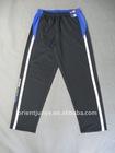 Men's jogging pants made in 100% polyester interlock