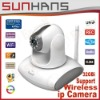 137P Day and Night IP Camera Wireless Security System CCTV Home Surveillance Camera H.264 Support Cell Phone 32GB