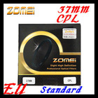 New Zomei Dlsr 37mm circular polarizing filter use
