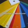 collapsible anti-UV pvc coated fabric material