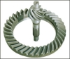 crown wheel and pinion gear for TOYOTA