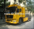 Dongfeng DFE4250VF3 CNG tractor truck