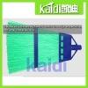 skillful knitting and elegant design garden broom