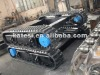 Rubber or steel track undercarriage part (for excavator ,drill machine etc.)