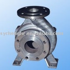 Sand casting pump body, sand casting, steel casting