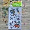 Cartoon Tatoo sticker for girl