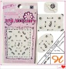 *HengXu* Butterfly nail sticker product